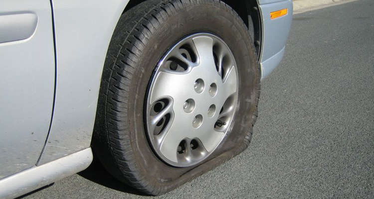 Common Reasons For A Flat Tire And How You Can Avoid Them