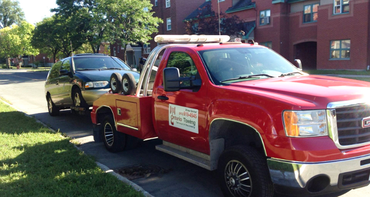 Why Should I Call A Professional Towing Company?